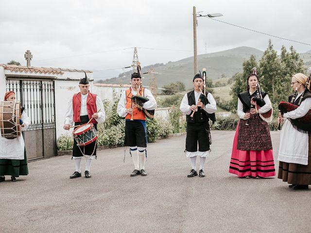 La boda de Pablo y María en Grado, Asturias 27