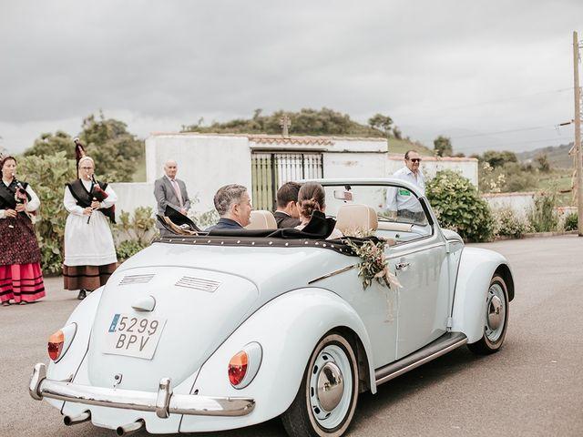 La boda de Pablo y María en Grado, Asturias 37
