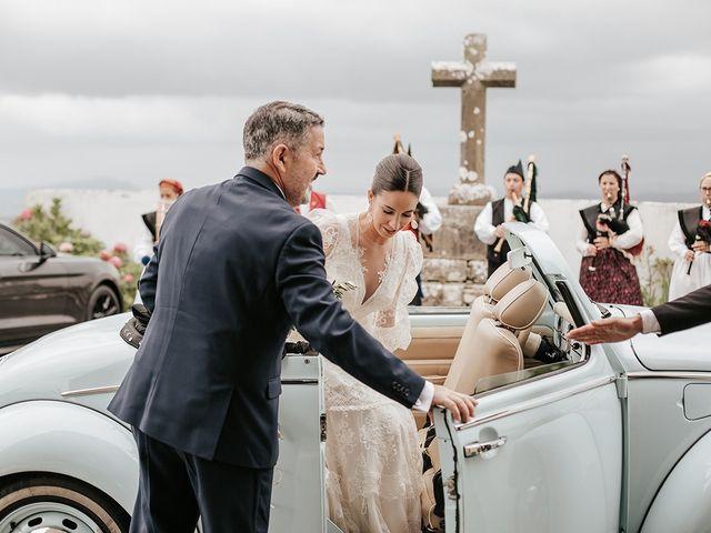 La boda de Pablo y María en Grado, Asturias 38