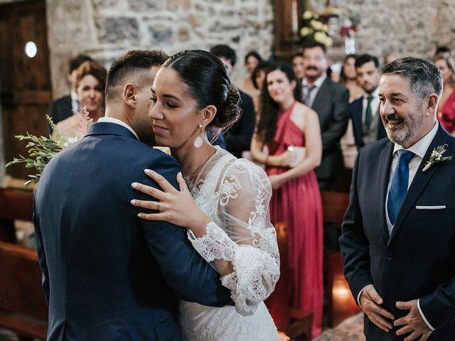 La boda de Pablo y María en Grado, Asturias 44