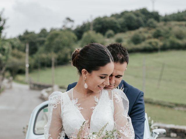La boda de Pablo y María en Grado, Asturias 59