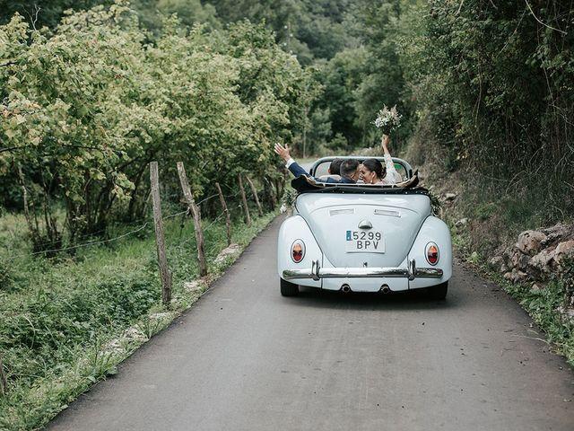 La boda de Pablo y María en Grado, Asturias 61