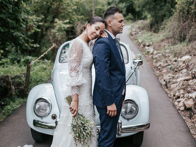 La boda de Pablo y María en Grado, Asturias 62