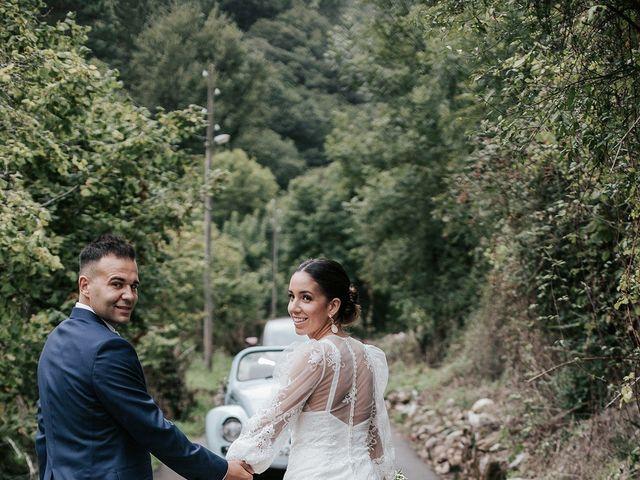 La boda de Pablo y María en Grado, Asturias 63