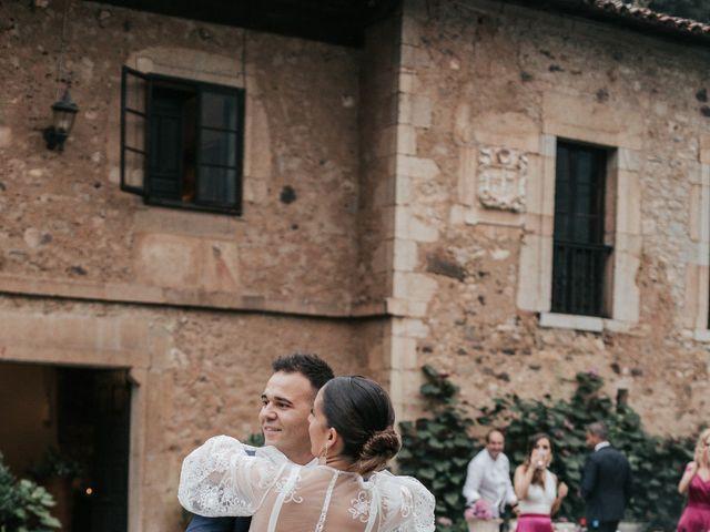 La boda de Pablo y María en Grado, Asturias 75