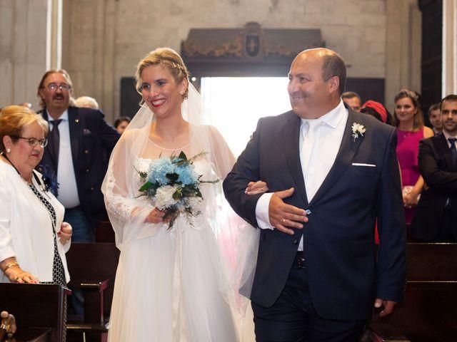 La boda de Gianlluca y Irene en Oviedo, Asturias 10