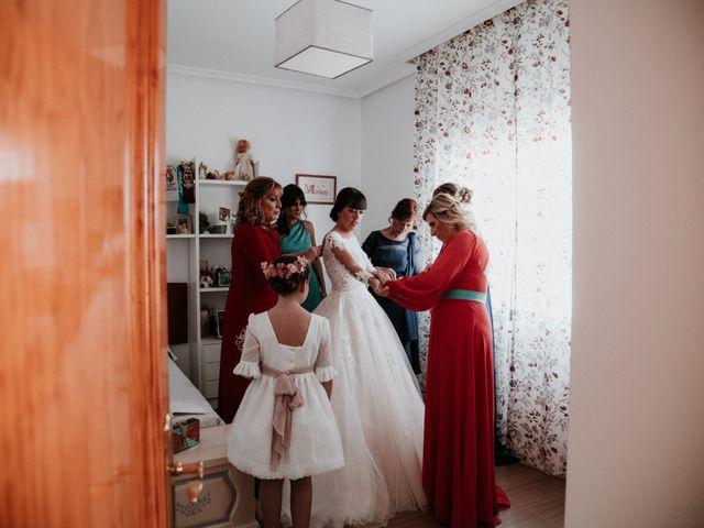La boda de Rubén y Miriam en Burujón, Toledo 15