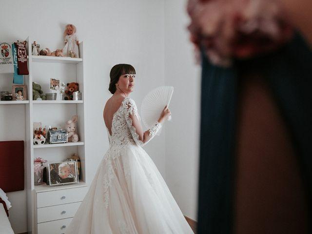La boda de Rubén y Miriam en Burujón, Toledo 17