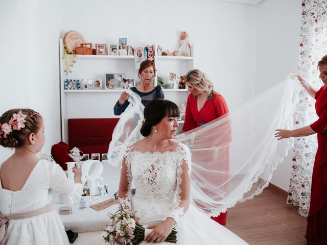 La boda de Rubén y Miriam en Burujón, Toledo 20