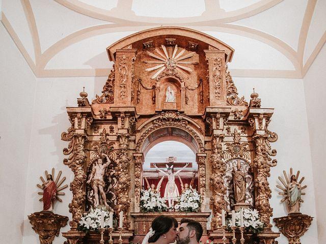 La boda de Rubén y Miriam en Burujón, Toledo 25