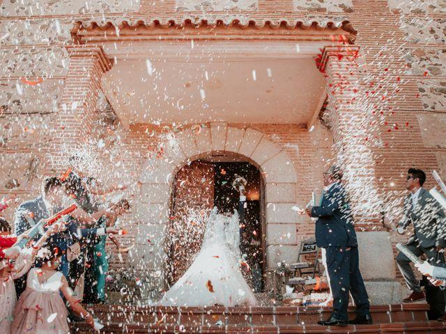 La boda de Rubén y Miriam en Burujón, Toledo 27
