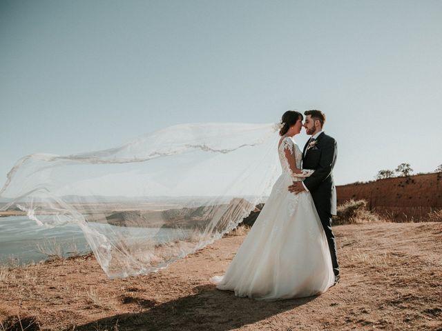 La boda de Rubén y Miriam en Burujón, Toledo 34