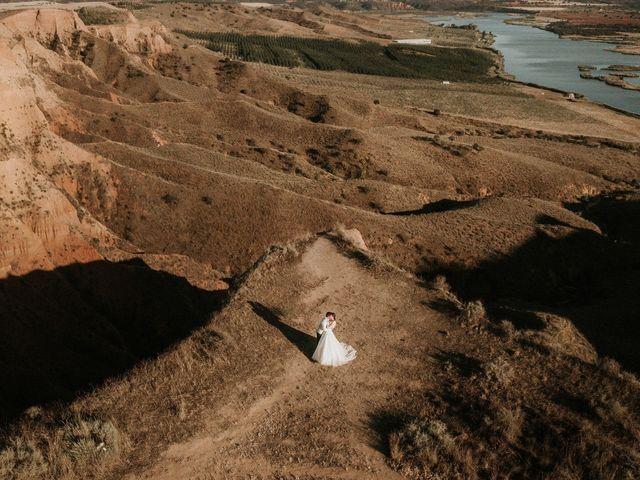 La boda de Rubén y Miriam en Burujón, Toledo 37