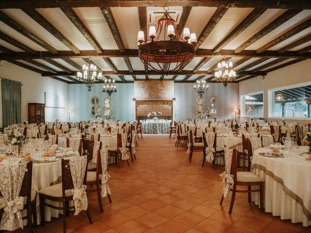La boda de Rubén y Miriam en Burujón, Toledo 38