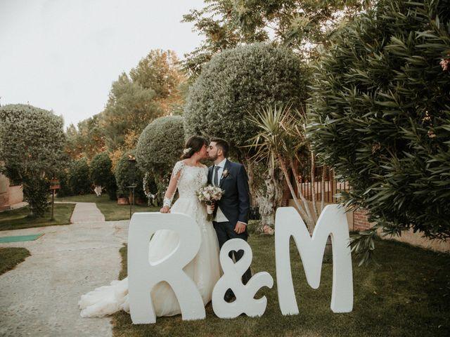 La boda de Rubén y Miriam en Burujón, Toledo 40