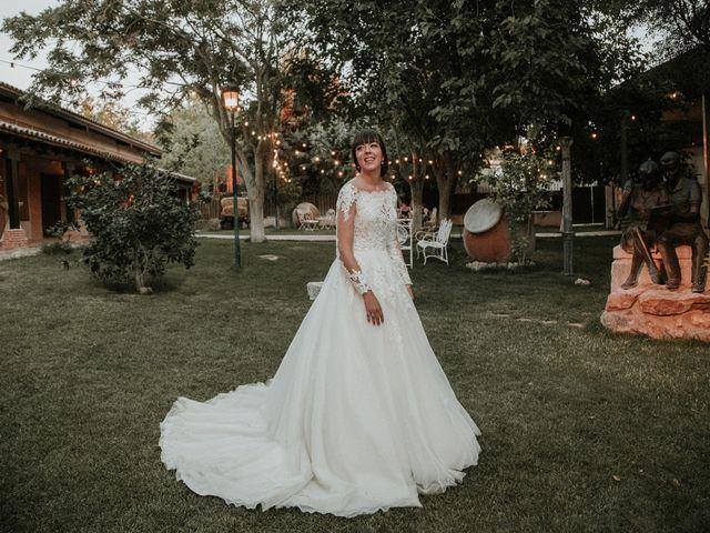 La boda de Rubén y Miriam en Burujón, Toledo 44