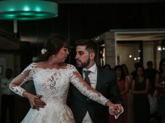 La boda de Rubén y Miriam en Burujón, Toledo 48