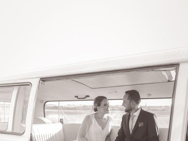 La boda de Juan y Noelia en Palomares Del Rio, Sevilla 12