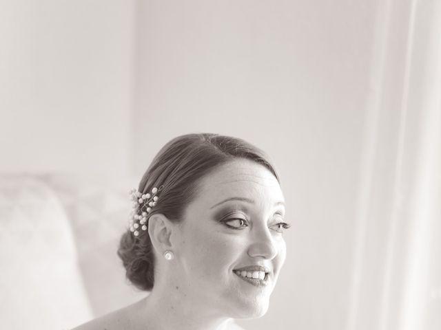 La boda de Juan y Noelia en Palomares Del Rio, Sevilla 14