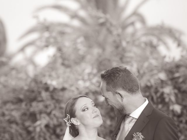 La boda de Juan y Noelia en Palomares Del Rio, Sevilla 29