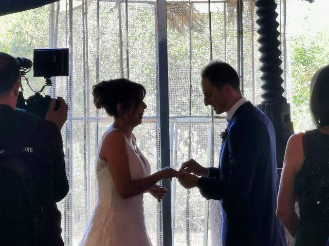 La boda de Sara y Jon