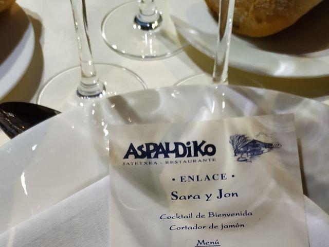 La boda de Jon y Sara en Bilbao, Vizcaya 3