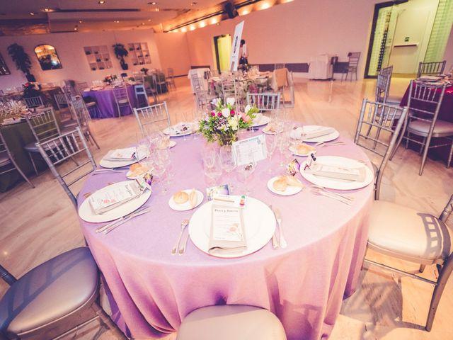 La boda de Rober y Thais en Pozuelo De Alarcón, Madrid 62
