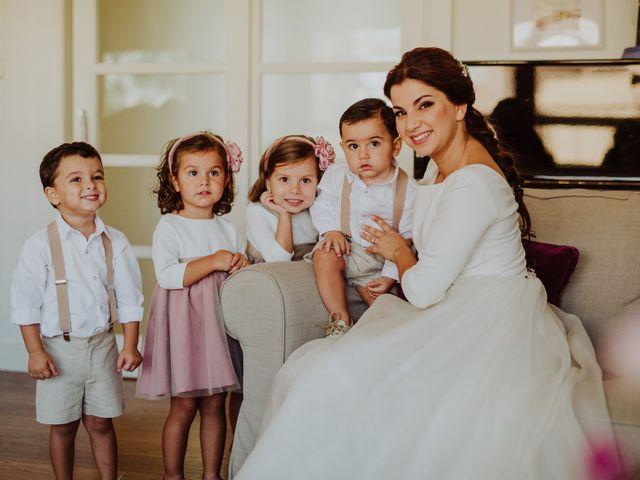 La boda de Yoel y María en El Puntal (Espinardo), Murcia 8