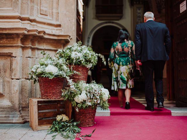 La boda de Yoel y María en El Puntal (Espinardo), Murcia 9