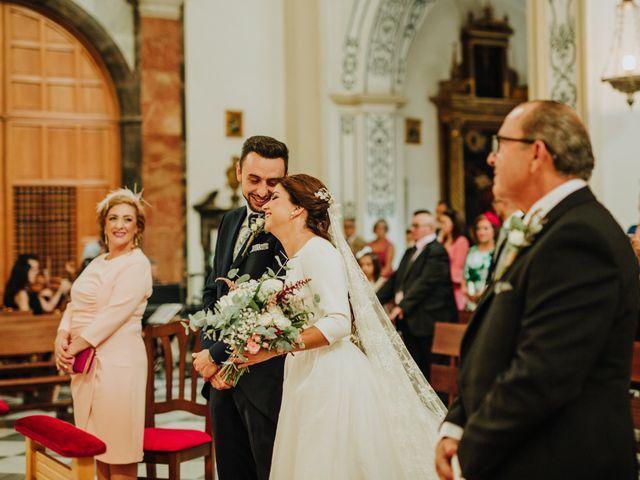 La boda de Yoel y María en El Puntal (Espinardo), Murcia 14