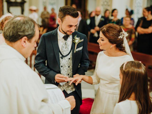 La boda de Yoel y María en El Puntal (Espinardo), Murcia 15