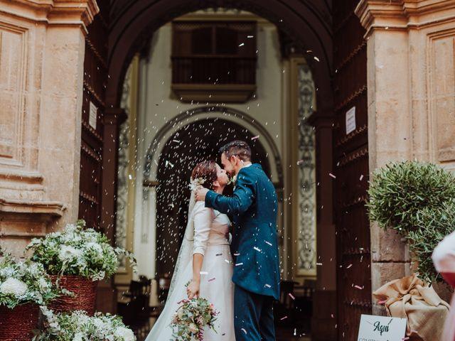 La boda de Yoel y María en El Puntal (Espinardo), Murcia 16
