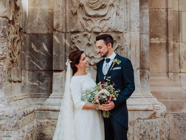 La boda de Yoel y María en El Puntal (Espinardo), Murcia 17