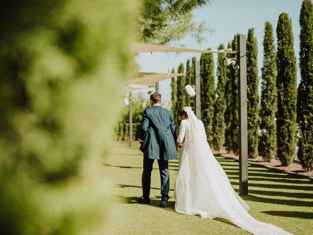 La boda de Yoel y María en El Puntal (Espinardo), Murcia 18