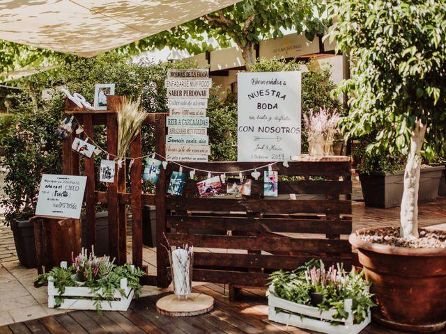 La boda de Yoel y María en El Puntal (Espinardo), Murcia 19
