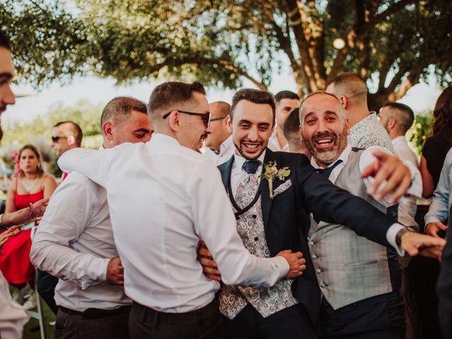 La boda de Yoel y María en El Puntal (Espinardo), Murcia 24