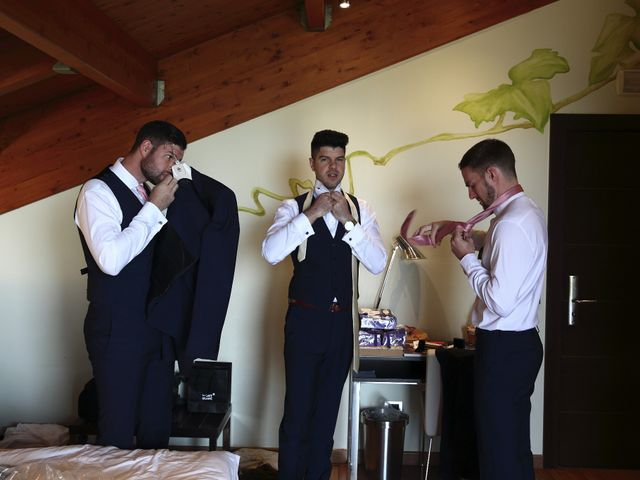 La boda de Tom y Lara en Paganos, Álava 8