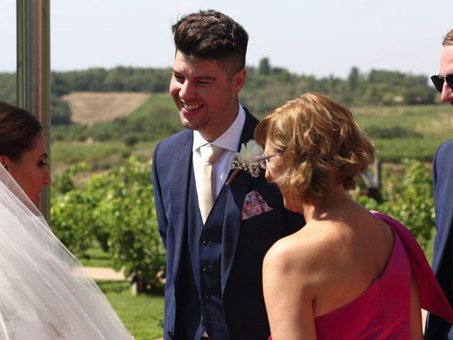 La boda de Tom y Lara en Paganos, Álava 15
