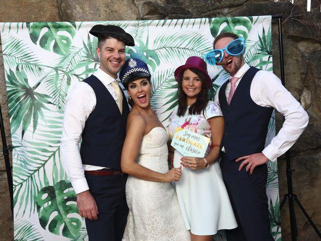 La boda de Tom y Lara en Paganos, Álava 25