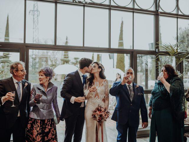 La boda de David y Africa en Pueblo Rielves, Toledo 7