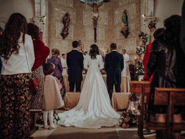 La boda de David y Africa en Pueblo Rielves, Toledo 17