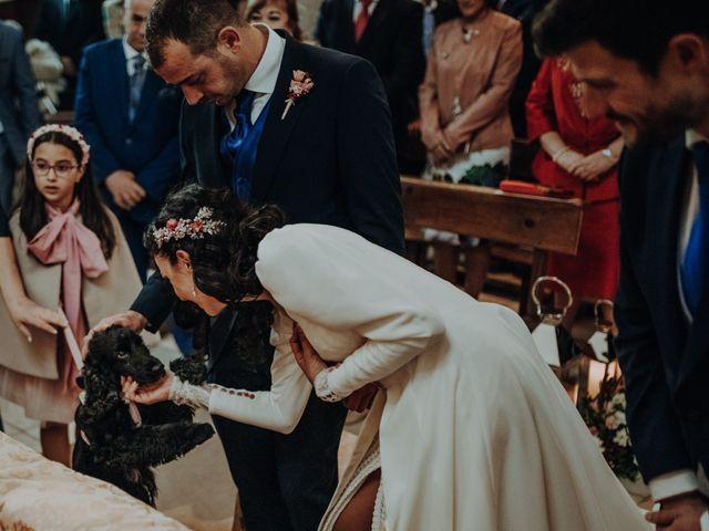 La boda de David y Africa en Pueblo Rielves, Toledo 18