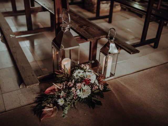 La boda de David y Africa en Pueblo Rielves, Toledo 21