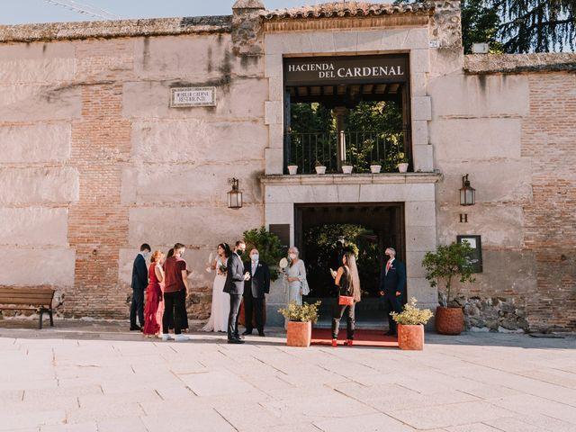 La boda de Jose Carlos y Angie en Toledo, Toledo 14