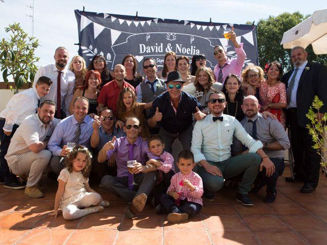 La boda de David y Noelia en Pinto, Madrid 1