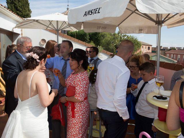 La boda de David y Noelia en Pinto, Madrid 2