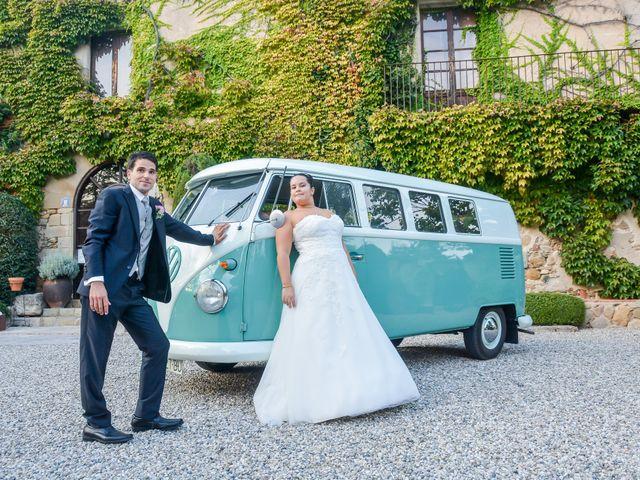 La boda de Jordi y Maria en Vilanova Del Valles, Barcelona 20