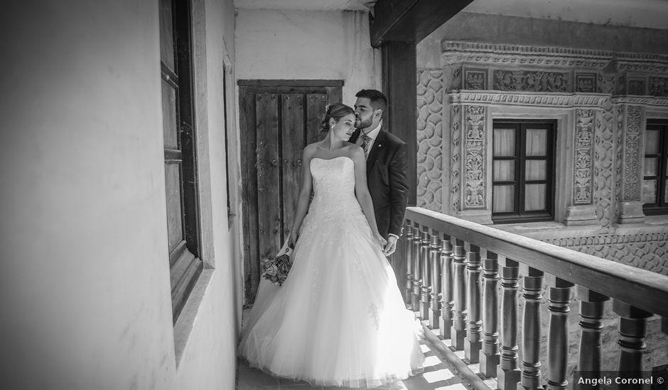 La boda de Rubén y Miriam en Molina De Aragon, Guadalajara