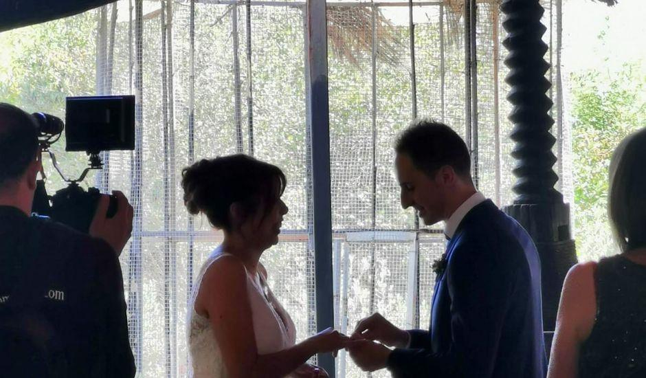La boda de Jon y Sara en Bilbao, Vizcaya