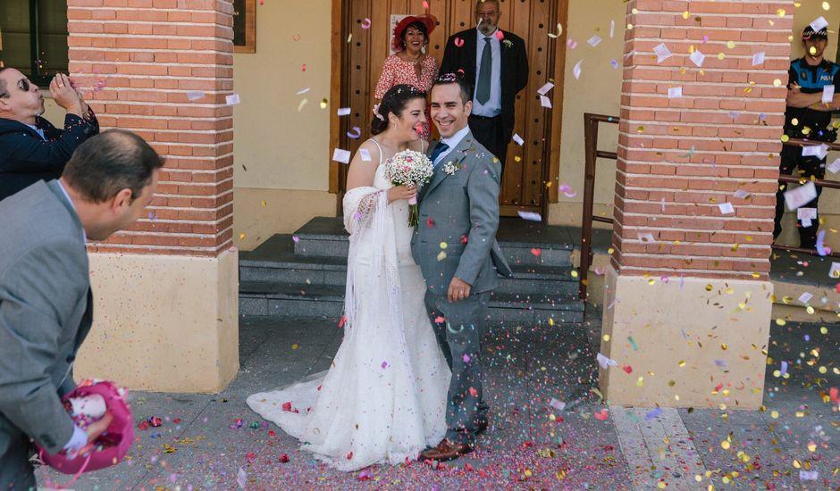 La boda de David y Noelia en Pinto, Madrid
